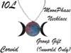+Corvid+ MoonPhase Necklace (Gift Inworld)