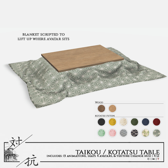 taikou / kotatsu table