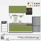 taikou / kitchen set (PG)