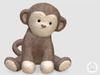 hive // sweet plushies . monkey