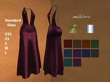 Appelion Shae Gown Standard Sizes