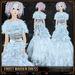 =^.^= Curious Kitties - Frost Maiden Dress