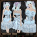 =^.^= Curious Kitties - Frost Lady Dress