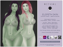 [ RITUAL ] Elspeth Skin - Fantasy Tone Duo - Rheia & Macha