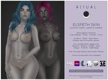 [ RITUAL ] Elspeth Skin - Fantasy Tone Duo - Qinae & Sabyne