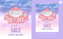 TR - Gift Card Sale Template