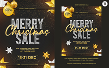 TR - Merry Christmas Sale Template
