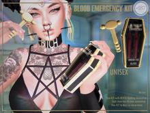#187# Blood Emergency Kit *Holding*