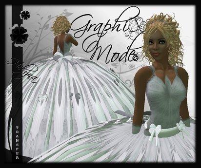 Ecarlate - Dress Marquise / Robe Marquise
