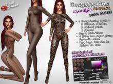 -VD- Bodystocking Mesh Fatpack-Maitreya - BAG (wear to unpack)