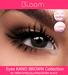 BLOOM - Eyes KANO Collection MESH-EYES/LELUTKA/CATWA BROWN