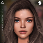 Lelutka Erin EVOLUTION Head - Carrie Shape