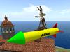Fourmilab Rocket