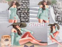 GLITCH //  Contrast (Female Bento poses)
