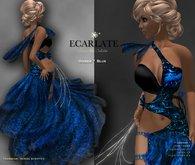 Ecarlate - Odiser - Gown Formal - Blue / Robe formelle