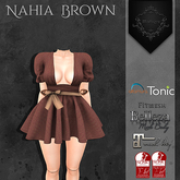 **Mistique** Nahia Brown (wear me and click to unpack)