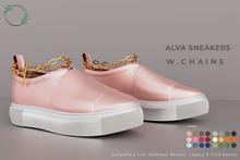 Ohemo - Alva sneakers w. chains - FATPACK