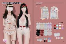 NINI Planet. Can I Love? : Choker SKY