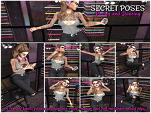 Secret Poses - Posing and Dancing