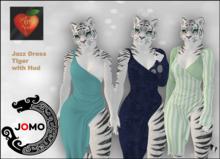 Apple Heart Inc. Demo  Jomo Jazz Dress with Hud Tiger