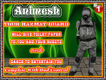 #1 STORE * HAZMAT GUARD (Animesh)=See In Action