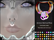 [ELECTRIC SHEEP] Box // Aztech Septum