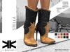 Stella :: Woman Boots :: 10 Colors :: {kokoia}
