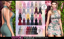 Astralia Clothing - Melanie Dress (Fatpack)