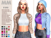 M&M STYLE-Fany Jacket & Top-*wear*