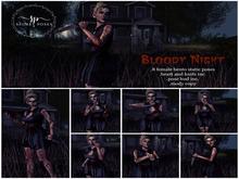 Secret Poses - Bloody Night