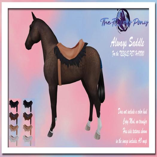 .:TFP:. [TeeglepetHanno] Always Saddle