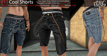 #11 [ ARCBACK ] - Cool Shorts  - FatPack