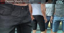 #17 [ ARCBACK ] - Denim Shorts - Fatpack - Gianni