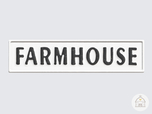 hive // farmhouse wall sign