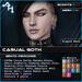 +AH+ Casual Goth Bento Piercings Genus/CATWA/Raven BJD