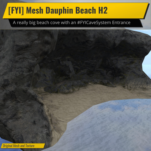 [FYI] Mesh Dauphin Beach H2