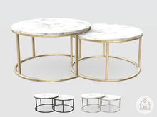 hive // nesting coffee tables