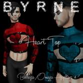 (BYRNE) Heart Top Applier-Belleza/Omega