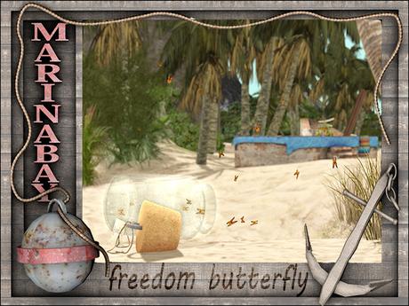-freedom butterfly-