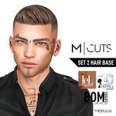 Modulus - Hair Base - Set 2 - Lelutka + BOM