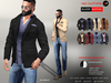 A&D Clothing - Blazer -Easton-  SlimPack