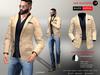 A&D Clothing - Blazer -Easton- Creme
