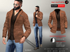 A&D Clothing - Blazer -Easton- Earth