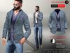 A&D Clothing - Blazer -Easton- Blue