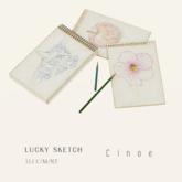 [Cinoe] Lucky sketch (add)