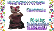 *KidTastrophe* Blossom >BOXED<
