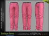FashionNatic - Enrique Pants Pink - Signature Gianni, Legacy, Belleza Jake