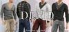 Demo FashionNatic - Enrique Top Fatpack Colors - Signature Gianni, Legacy, Belleza Jake