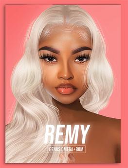 //G.- Remy Genus Omega [Peach]