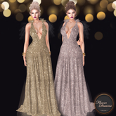 .:FlowerDreams:. Ria Gown Demos ( Solids)